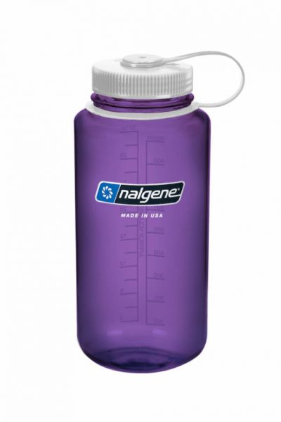 Nalgene - Wide Mouth Bottle purple 1,0l