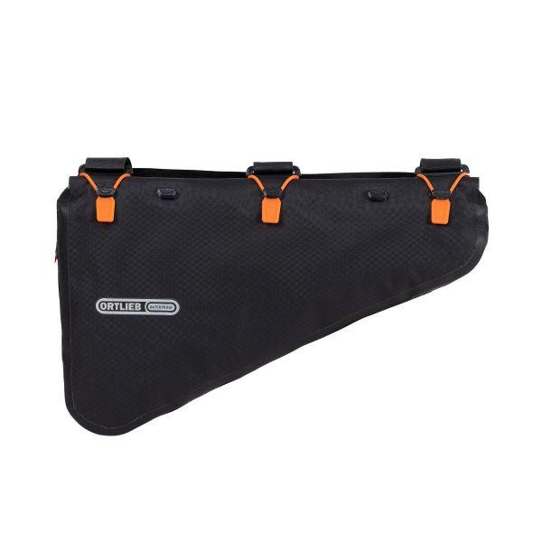 Ortlieb Frame-Pack Rolltop / Rahmentasche, Large 4 L - schwarz