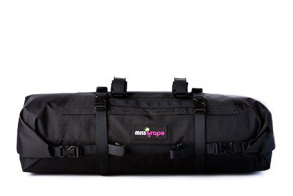 TENDRIL 10.7 - Handlebar bag - black