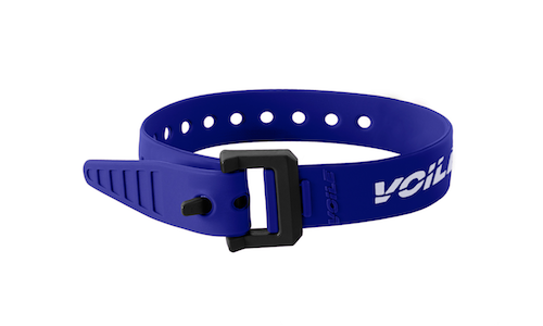 "Voile Straps 12"" Nylon Buckle - Blue"