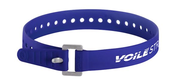 "Voile Straps 22"" XL Series Aluminium Buckle - Blue"