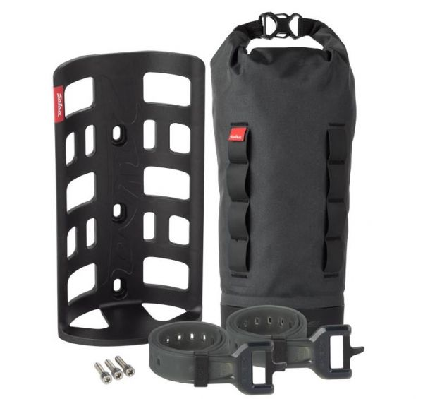 Salsa EXP Series ANYTHING CAGE HD KIT inkl. Tasche u. Zurrbänder