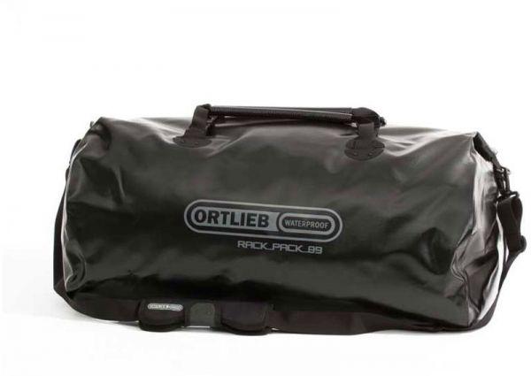 Ortlieb Rack-Pack Sport-/Reisetasche, XLarge - Schwarz