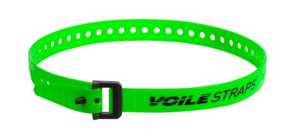 "Voile Straps 25"" Nylon Buckle - Green"