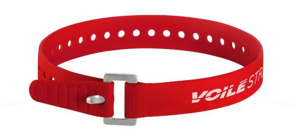 "Voile Straps 22"" XL Series Aluminium Buckle - Red"