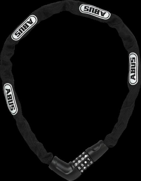 ABUS STEEL-O-CHAIN 5805C/75 Ketttenschloss - Black