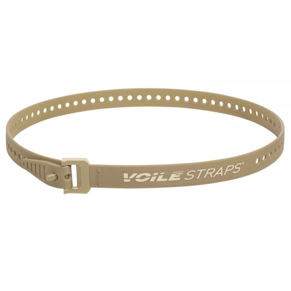 "Voile Straps 32"" Nylon Buckle - Tan"