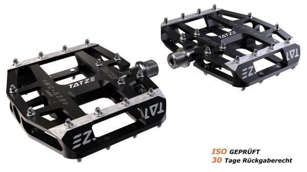MC-AIR Pedal, Cr-MO-Achse, black-silver-
