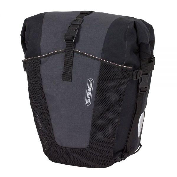 ORTLIEB Back-Roller Pro Classic QL2.1 Packtaschenset granit-schwarz 2x 35+4 l.