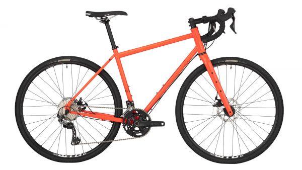 Salsa Vaya GRX 600 Allroad Komplettbike, 700C, 57cm, orange