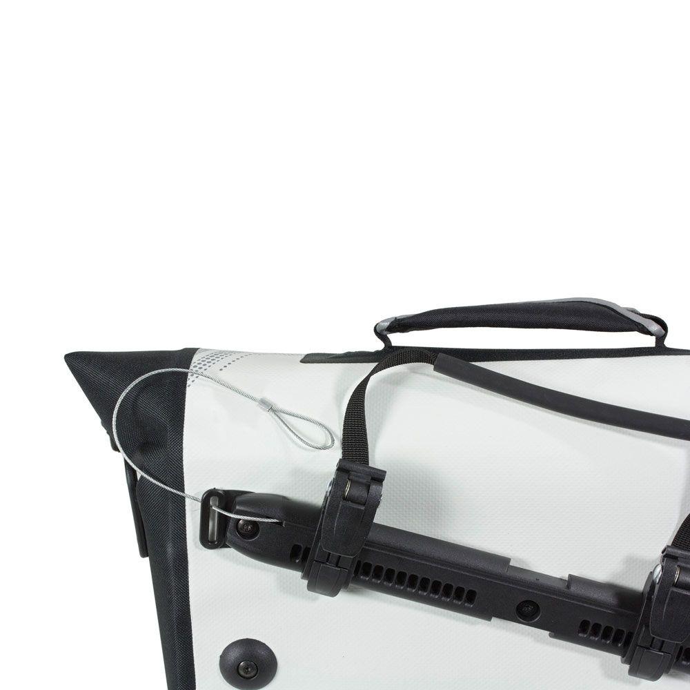 ORTLIEB Diebstahlsicherung kurz für QL2.1 Taschen