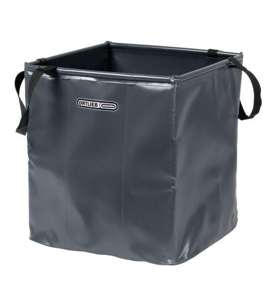 Ortlieb Folding-Bowl Faltschüssel, 20 Liter - Grau