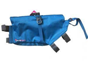 Acepac ROLL FRAME BAG - Large - Blue